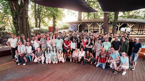 Sommerfest 2019 - Gruppenbild